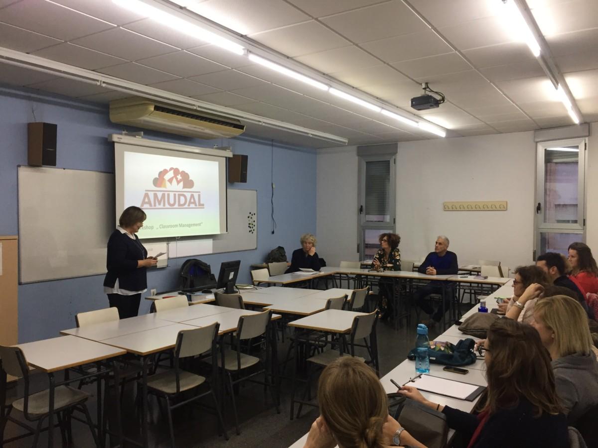 Workshop «Classroom Management»