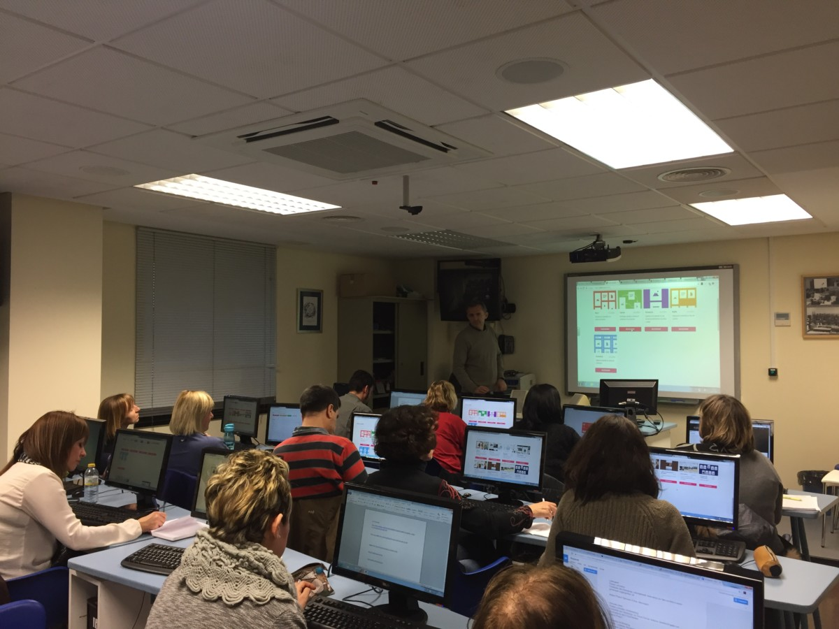 Workshop «Digitale Medien im Deutschunterricht»